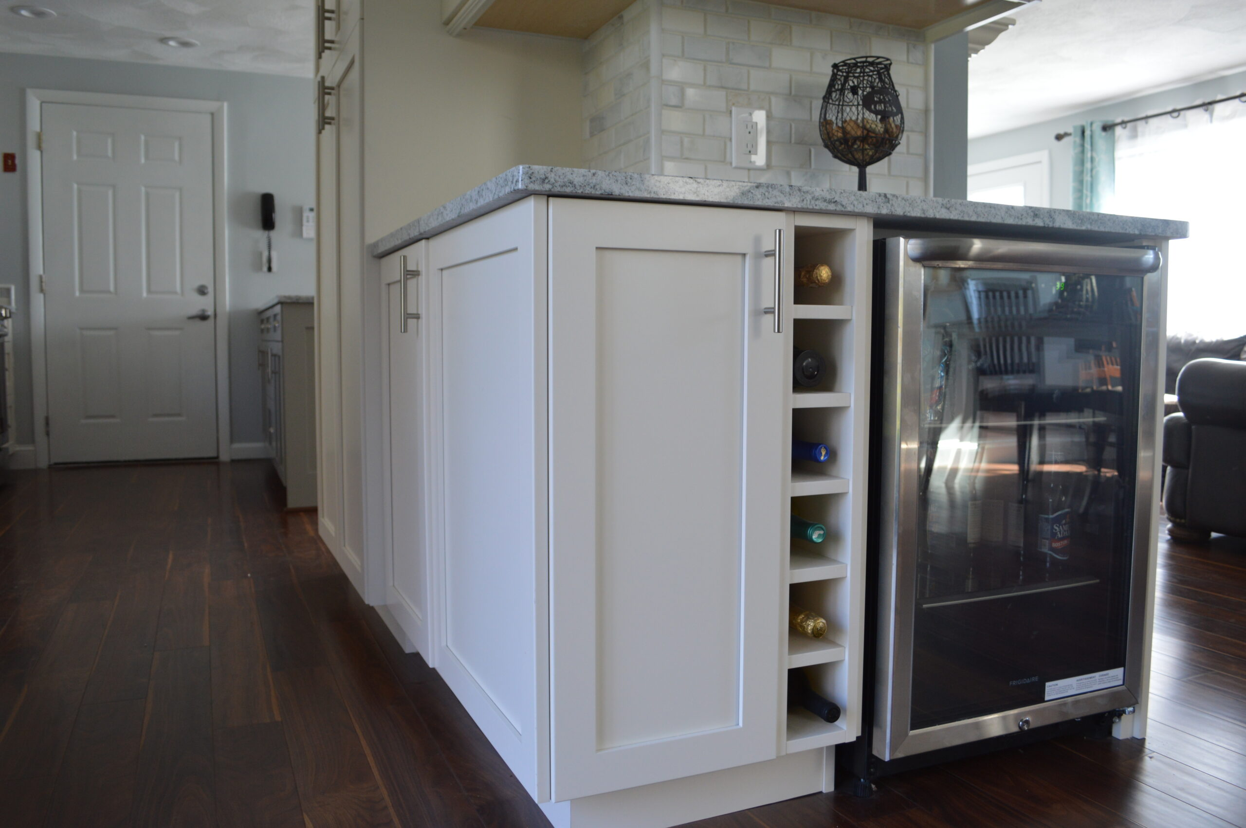 Wine Fridge Kitchen