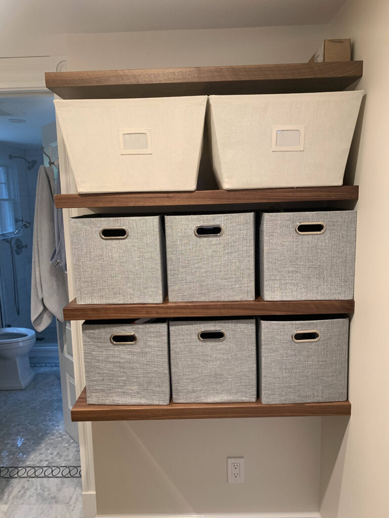 Custom Storage Solution