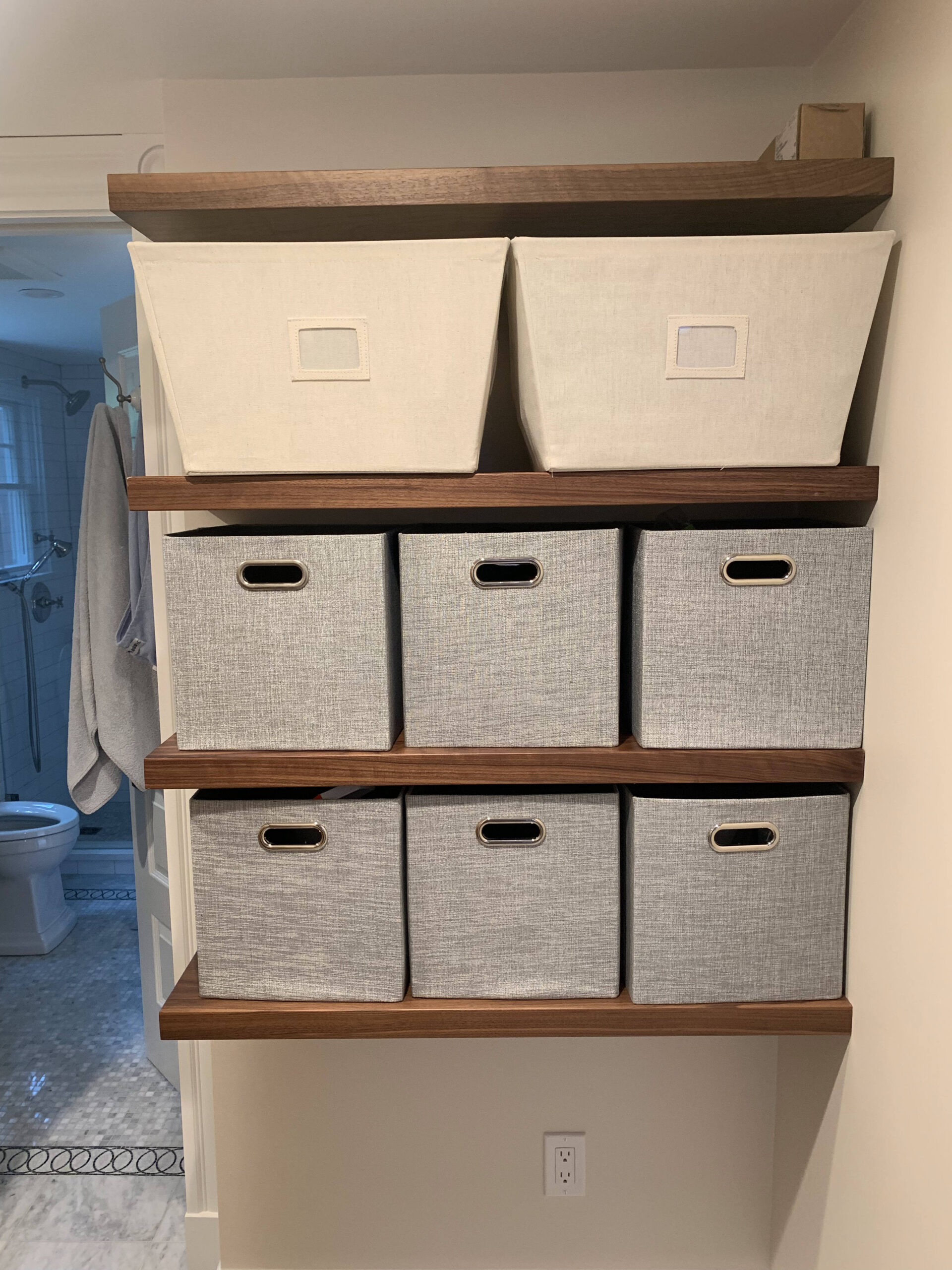 Custom Storage Solution